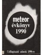 Meteor évkönyv 1990