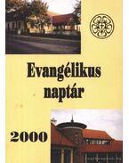 Evangélikus naptár 2000.