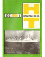 Haditechnika 1991. (XXV. évfolyam) - Sárhidai Gyula