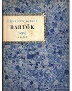 Bartók I-II. kötet