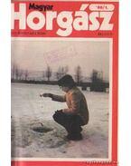 Magyar Horgász 1980. XXXIV. évfolyam (teljes)