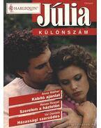 Kábító ajánlat - Szerelem a háztetőn - Házassági szerződés 2003/4.