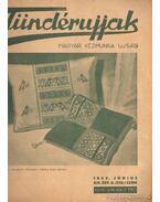 Tündérujjak 1943. június XIX. évf. 6. (218.) szám