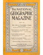 The National Geographic Magazine 1955, July