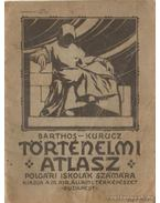 Történelmi atlasz polgári iskolák számára