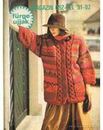 Fürge Ujjak Magazin Ősz-tél '91-92