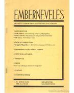 Embernevelés 1992. 1-2. szám