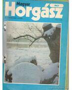 Magyar Horgász 1986. XL. évfolyam (teljes) számonként