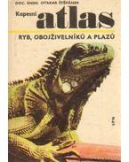 Kapesní atlas ryb, obojzivelníku a plazu