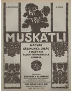 Muskátli 1932. november 2. szám