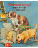 Keresd meg - Hová bújtak a kiscicák?