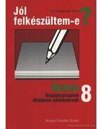 Kémia 8 feladatok általános iskolásoknak