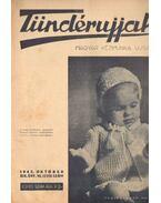 Tündérujjak 1943. október XIX. évf. 10. (222.) szám