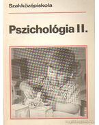 Pszichológia II.