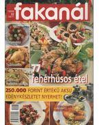 Fakanál 1998/8. - 77 fehérhúsos étel