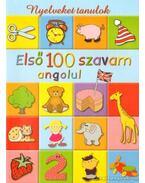 Első 100 szavam angolul