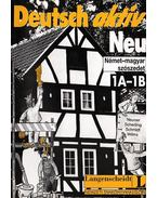 Deutsch aktiv Neu 1A-1B - Alapfokú tananyag középiskolásoknak és felnőtteknek