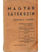 Magyar játékszin