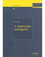 A vállakozások bankügyletei