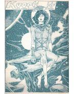 Kvark ex prevega Science-fiction magazin 2. szám