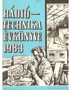 Rádiótechnika évkönyve 1983