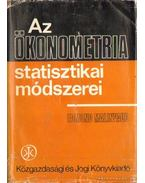 Az ökonometria statisztikai módszerei