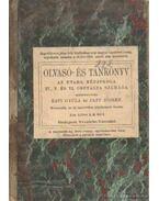 Olvasó- és tankönyv az Evang. népiskola IV., V. és VI. osztálya számára