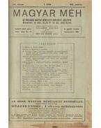 Magyar Méh 1932. LII. évfolyam (teljes)