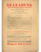 Századunk 1930. október 8. szám