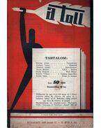 A toll II. évf. 3. sz. (1930. január 17.)