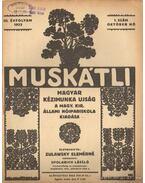 Muskátli 1933. október 1. szám