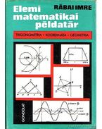 Elemi matematikai példatár