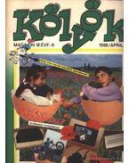 Kölyök Magazin III. évf./4 - 1986/április