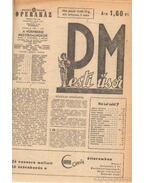 Pesti Műsor 1963-1964. (töredék)