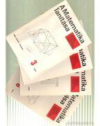 A Matematika Tanítása 1988. (hiányos)