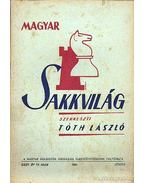 Magyar Sakkvilág 1950. június VI. szám