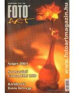 Fotó Art 2003. szeptember 7. szám