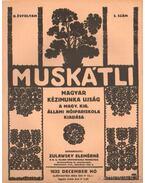 Muskátli 1932. december 3. szám