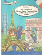 The Adventures of Mickey, Taggy, Puppo and Cica and how they discover France