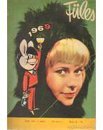 Füles 1969. évfolyam I-II. kötet (teljes)