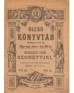 Mickiewicz Ádám szonettjei