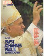 Bunte Spezial 1987 Mai - Papst Johannes Paul II. in Deutschland