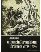 A francia forradalom története (1789-1799)