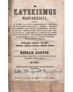 A katekizmus magyarázata II. kötet