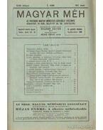 Magyar Méh 1927. XLVIII. évfolyam (töredék), 1928. XLIX. évfolyam (teljes)