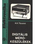 Digitális mérőkészülékek