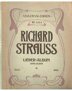 Richard Strauss Lieder-Album III