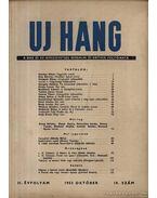 Új Hang 1953/ 10. szám