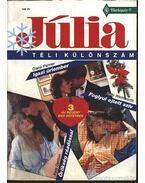 Igazi úriember; Foglyul ejtett szív; Örökség ráadással - Júlia Téli különszám 1992/5.