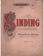 Pianoforte-Stücke